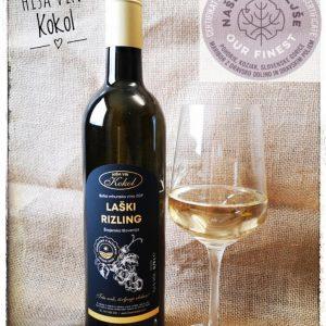 Vino_Hiša vin kokol_laški rizling_letnik 2020